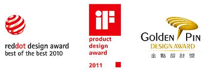 Design Awards for the Eppendorf Xplorer