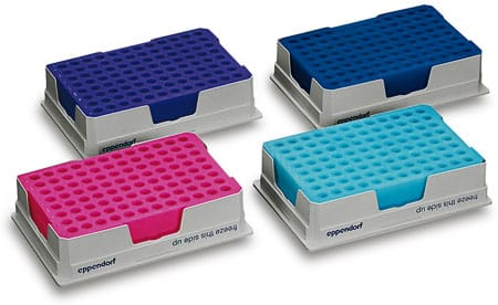 Eppendorf PCR Cooler - protect, transport and store your sensitive samples safely and securely - POCD Scientific